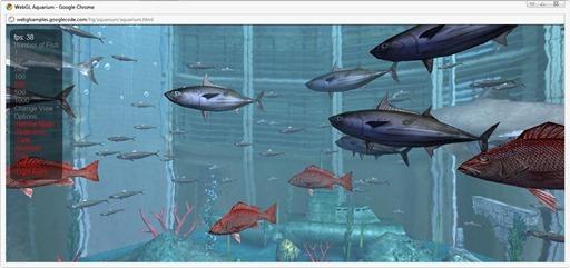 Fish-WebGL