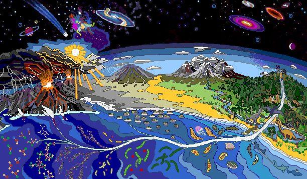 origin of life2 pic01 Perkembangan baru teori asal usul kehidupan