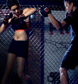 Chuyên gia về võ tự vệ MMA và Kickfit
