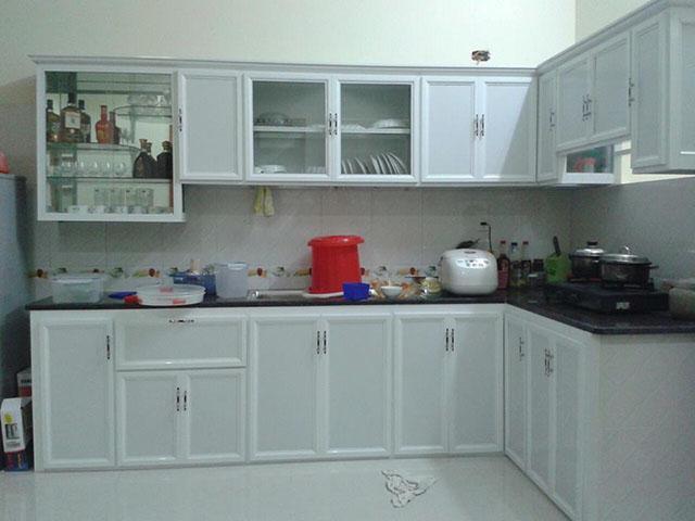 Ảnh có chứa trong nhà, tường, buồng, nhà bếp Mô tả được tạo tự động