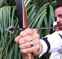 Albert Rasch, Muzzy, Bowhunting, Archery