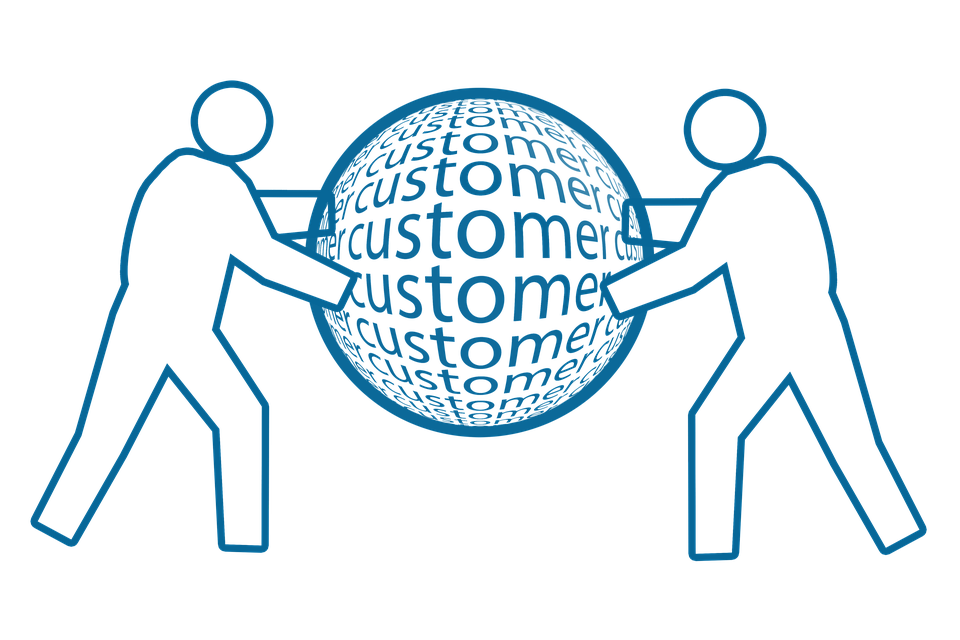 the customer comes first is your motto for staying ahead of your competition