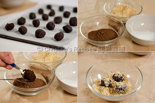 Lindt Chocolate Truffles Procedures02