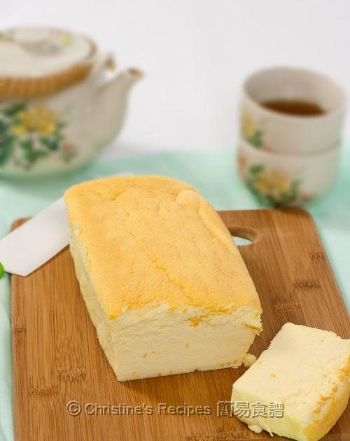 Japanese Cheesecake (Fluffy & Creamy)   Christine's ...