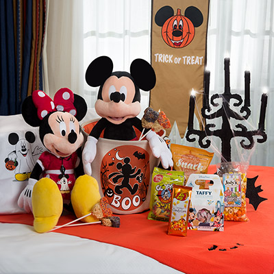 Mickey's Not So Scary Halloween Party Gift Tips
