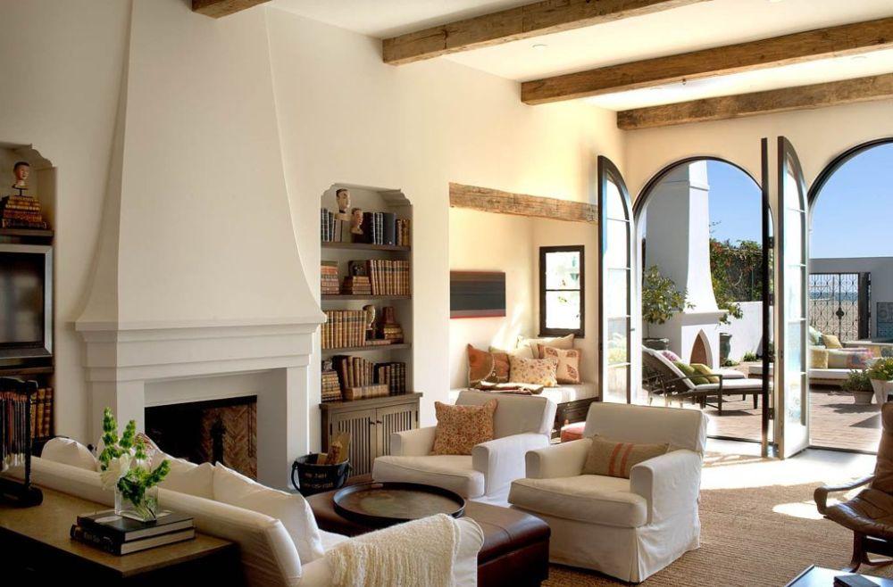 Gaya desain interior ala Spanyol – source: ecureidm.com