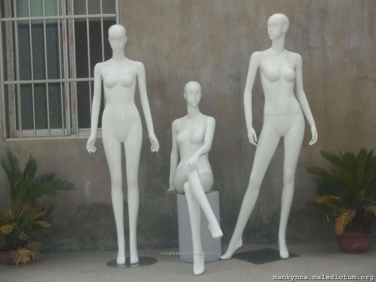 Уличные манекены