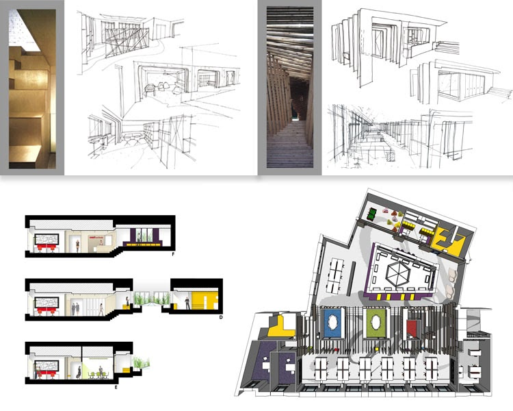agence d 39 architecture int rieure parallel paris un nouveau concours amenagement interieur d. Black Bedroom Furniture Sets. Home Design Ideas
