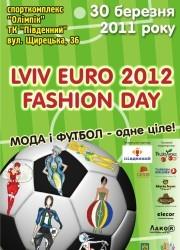 Lviv Euro 2012 Fashion Day