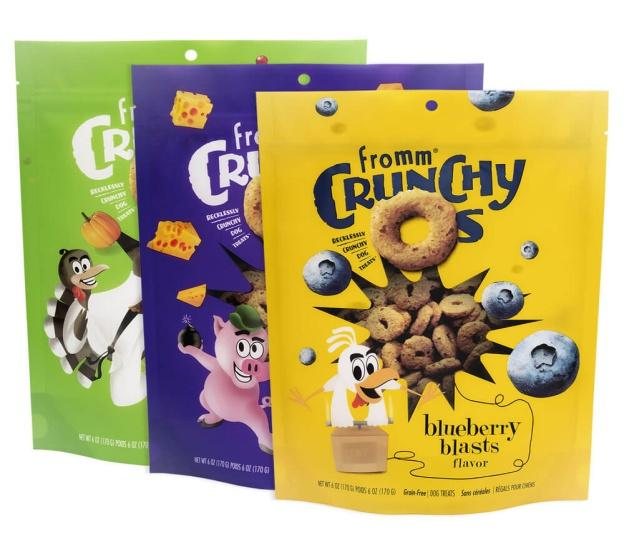 product Image for fromm crunchy o's