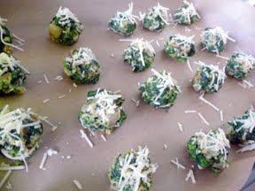 Stinging Nettle Balls
