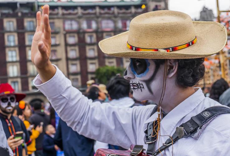 Dia De Los Muertos Decorations and Meaning