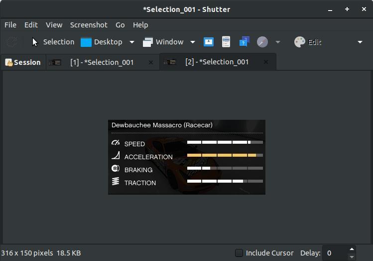 Shutter Screenshot Tool