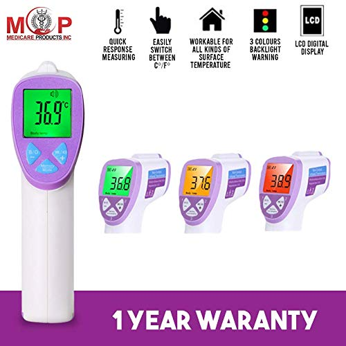 MCP Medical Infrared Forehead Thermometer