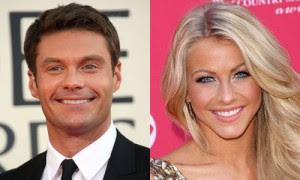 Julianne Hough thought Ryan Seacrest was gay before they dated:celebrities,school girl,erotic0