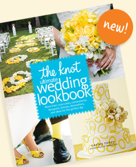 The Knot Wedding Lookbook for inspiration