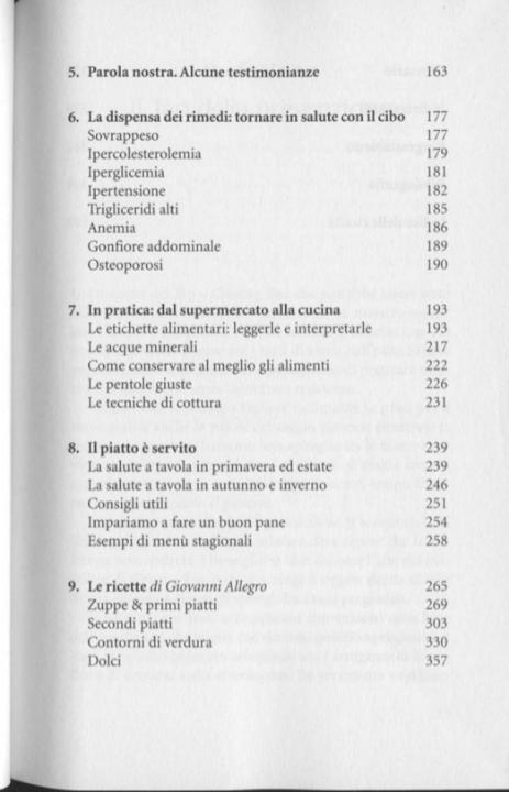 Tntforum archivio a villarini g allegro prevenire i tumori mangiando con gusto - Prevenire in cucina mangiando con gusto ...