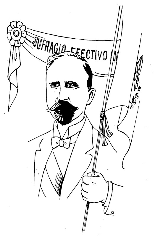Francisco I Madero Free Coloring Pages Coloring Pages