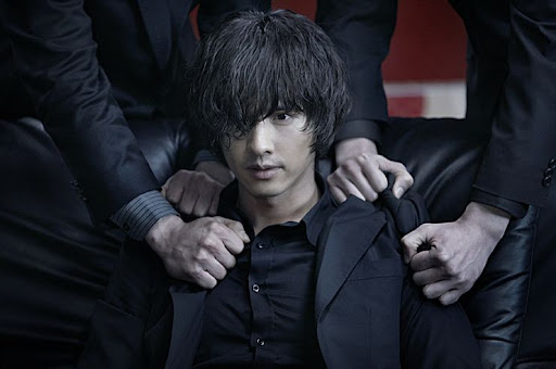 Won Bin in The Man from Nowhere