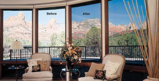 Картинки по запросу солнцезащитные пленка на окна фото