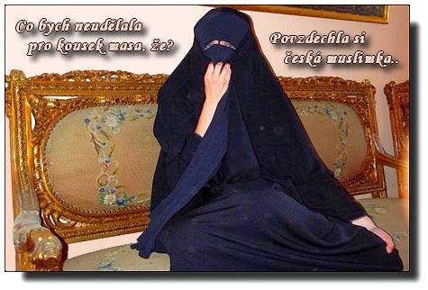 Manželství s muslimem