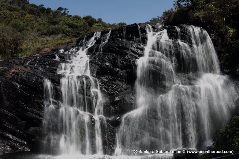Silky Smooth Baker's Falls at Horton Plains
