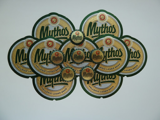 Mythos Brewery (Греция)