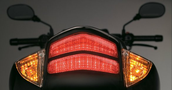 Suzuki GS150R LED Tail Lamp