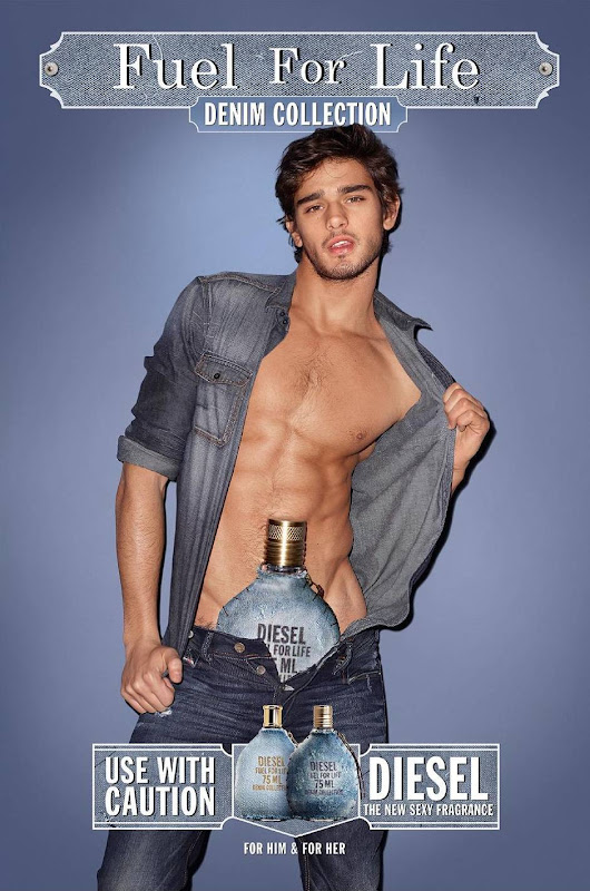 Diesel Fuel For Life (Denim Collection), campaña Primavera Verano 2011