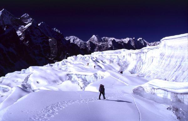 Еверест (Джомолунгма) - восхождение