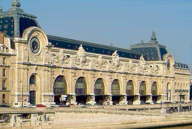 Музей Д'Орсэ в Париже