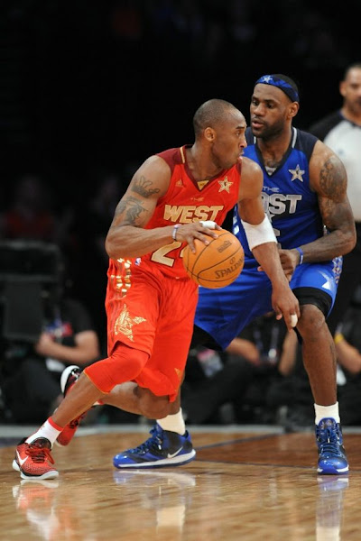King James Records 2nd Ever Allstar Triple Double Just Like MJ West Wins Kobe Gets MVP Honors