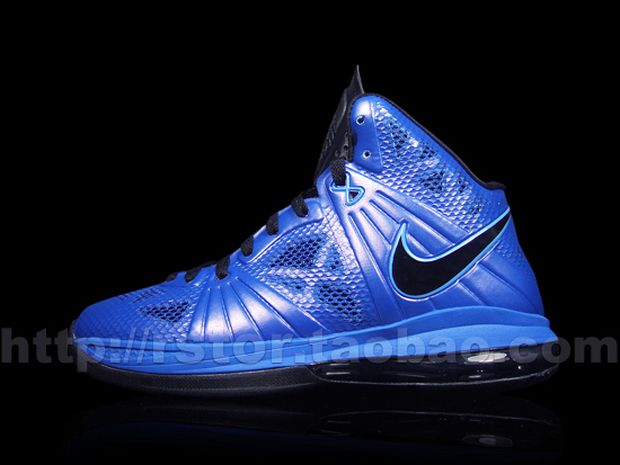 premium selection 20f52 83bf6 ... Nike LeBron 8 PS 441946400 Royal Blue Black 8211 New Images ...