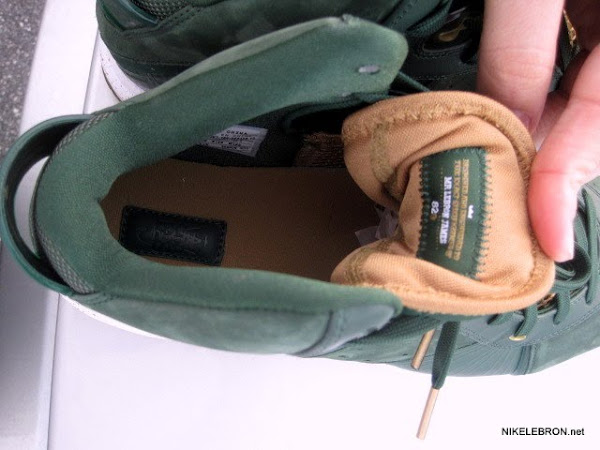 Nike Air Max LeBron 8 V1 8211 SVSM HomeampAway 8211 Detailed Look