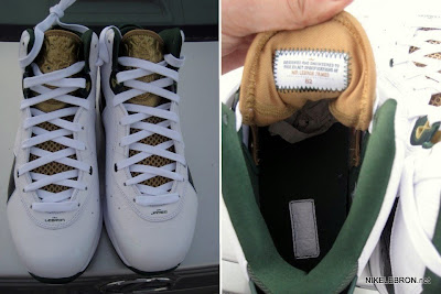 nike air max lebron 8 pe svsm home 3 02 Nike Air Max LeBron 8 V/1   SVSM Home&Away   Detailed Look