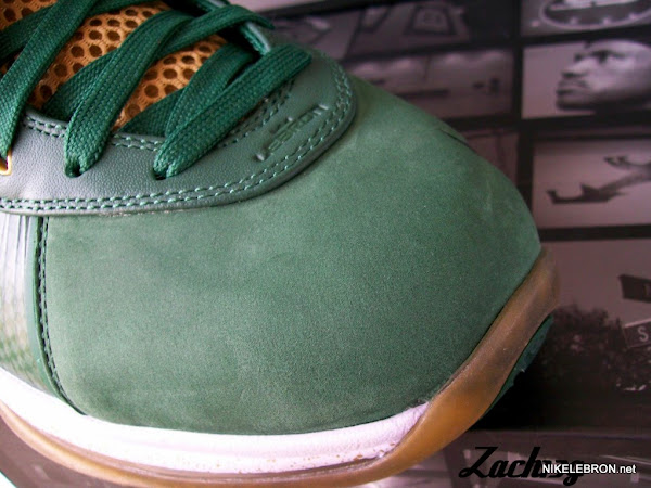 Nike LeBron 8 V1 SVSM Away Player Exclusive New Images