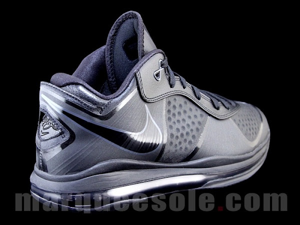 New Pics of Your Favorite Black Shoes for Summer LBJ8 V2 Low