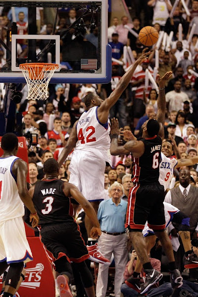 LeBron amp Miami Heat Knock out 76ers Will Face Boston on Sunday