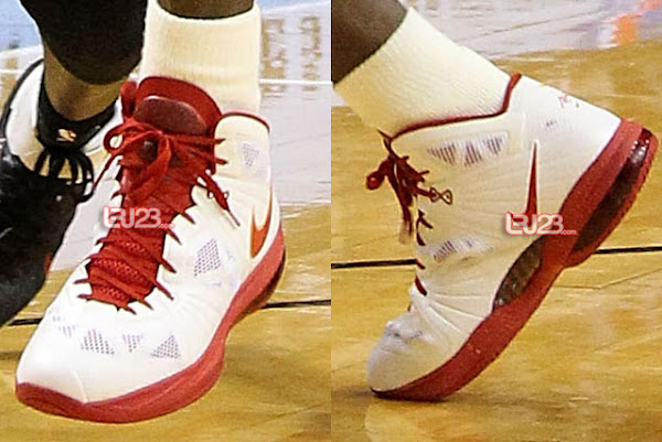 Detailed Look at Nike LeBron 8 PS 8220ECF Game 38221 Special Make Up