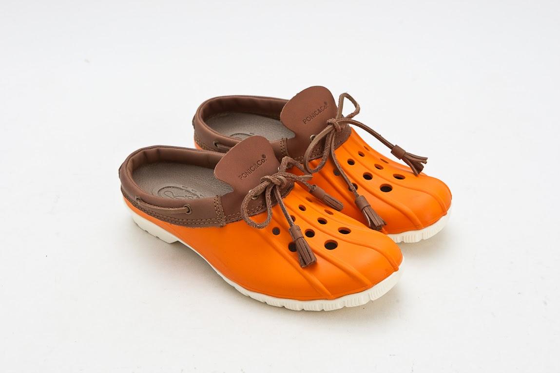*來自美國加州PONIC 輕量膠鞋:首度引進3NITY獨家販售! 9