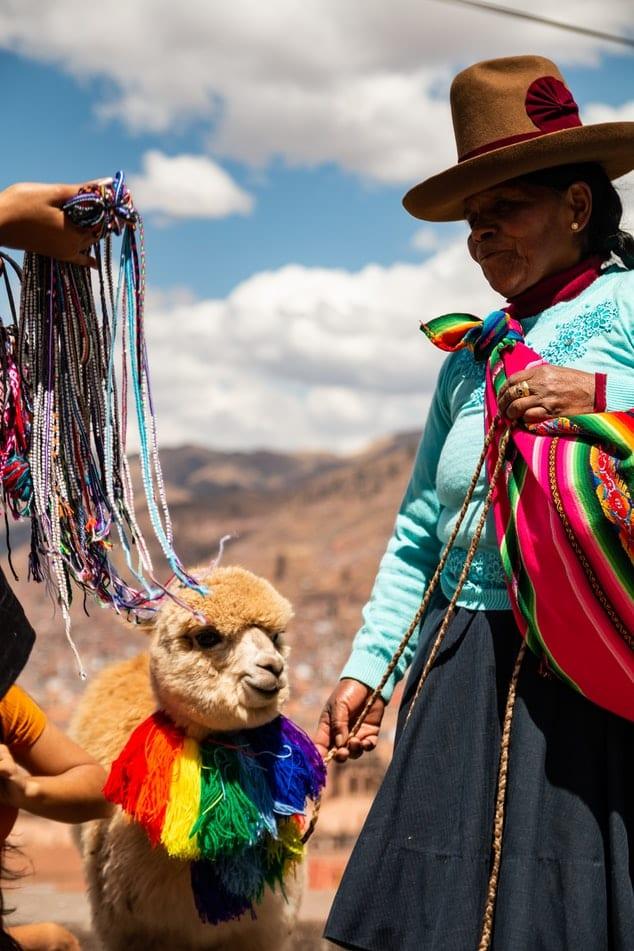 Highlands, Cusco, Peru