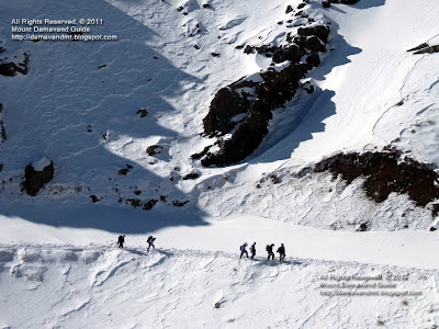 Winter Climbing Iran