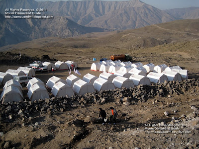 Base Camp Damavand Iran