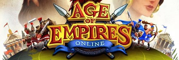 Inscrições Para o Age Of Empires OnLine Beta Encerradas