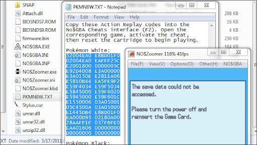 No zoomer mac Rom image Has Crashed no gba