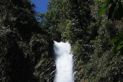 Cascada de la Fortuna en Costa Rica