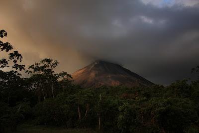 Volcán el Arenal, Costa Rica