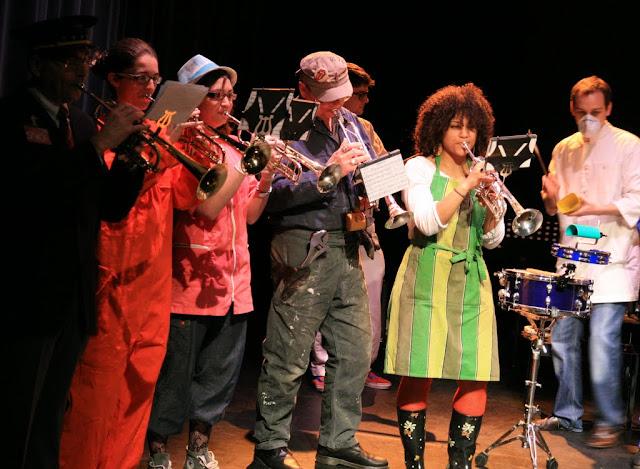 Concert 2011 à la salle des fêtes
