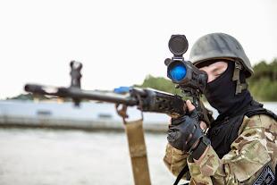 Снайпер батальона «Азов»: «Я в свои 18 очень повзрослел за три месяца»