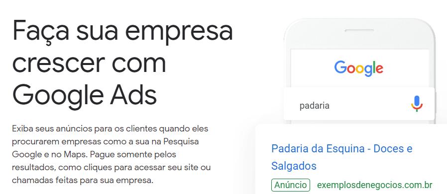 Por que anunciar empresa no Google? 1